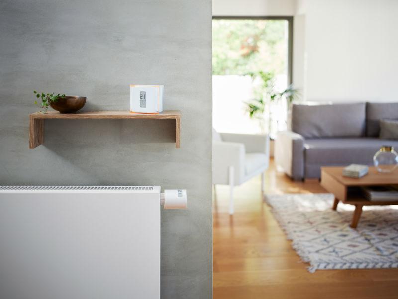 Ein smartes Heizkörper-Thermostat senkt Deine Heizkosten.