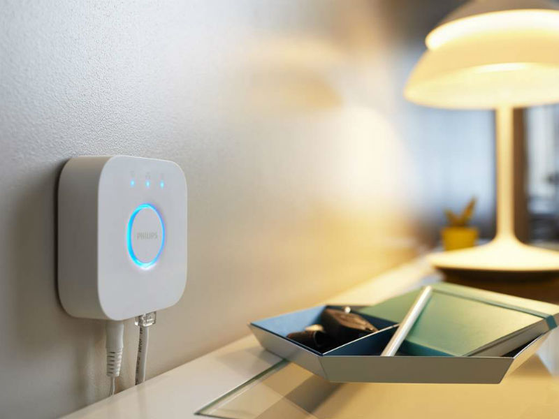 Philips Hue Lampen : Philips hue kabellose smart home lampen tink