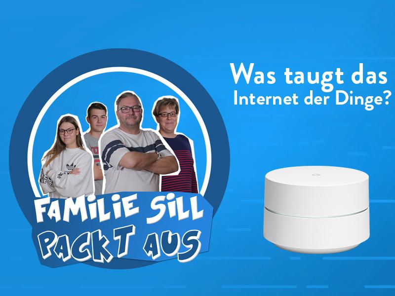 Familie Sill Google Wifi Video
