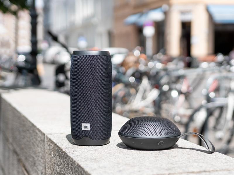 Gartenlicht mit Bluetooth Sound