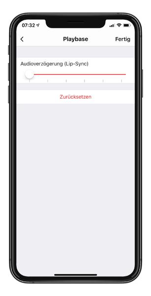 Mockup SONOS Lip-Sync iOS