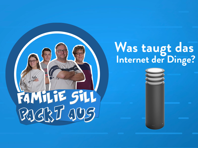 Familie Sill Philips Hue Outdoor