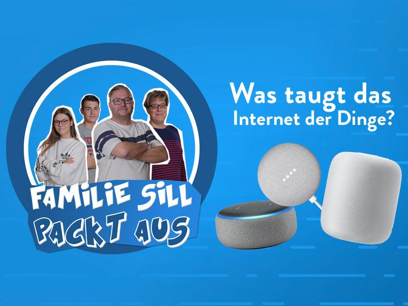 Familie Sill: Smarte Sprachassistenten im Vergleich