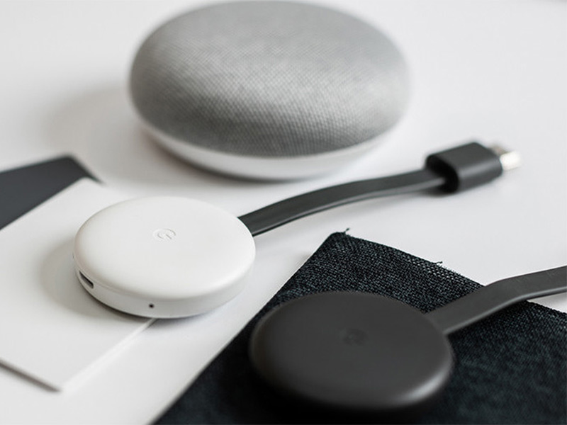 Google Nest und Chromecast verbinden