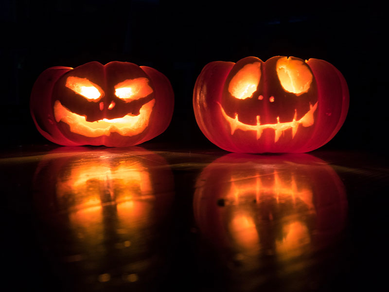 Google Assistant macht Halloween 2020 noch gruseliger