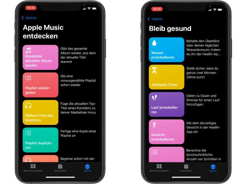 Siri Shortcuts: Meine TOP 5 Siri Kurzbefehle zum Nachbauen