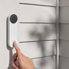 Google Nest Doorbell Zubehör – in zwei Schritten zur smarten Klingelanlage