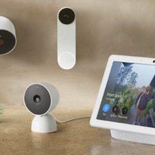 Smart und sicher – mit Google Nest Videotürklingel und Nest Hub
