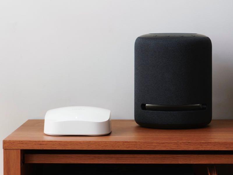 eero Pro 6 - Wifi 6 Mesh System mit Zigbee Smart Home. Hub