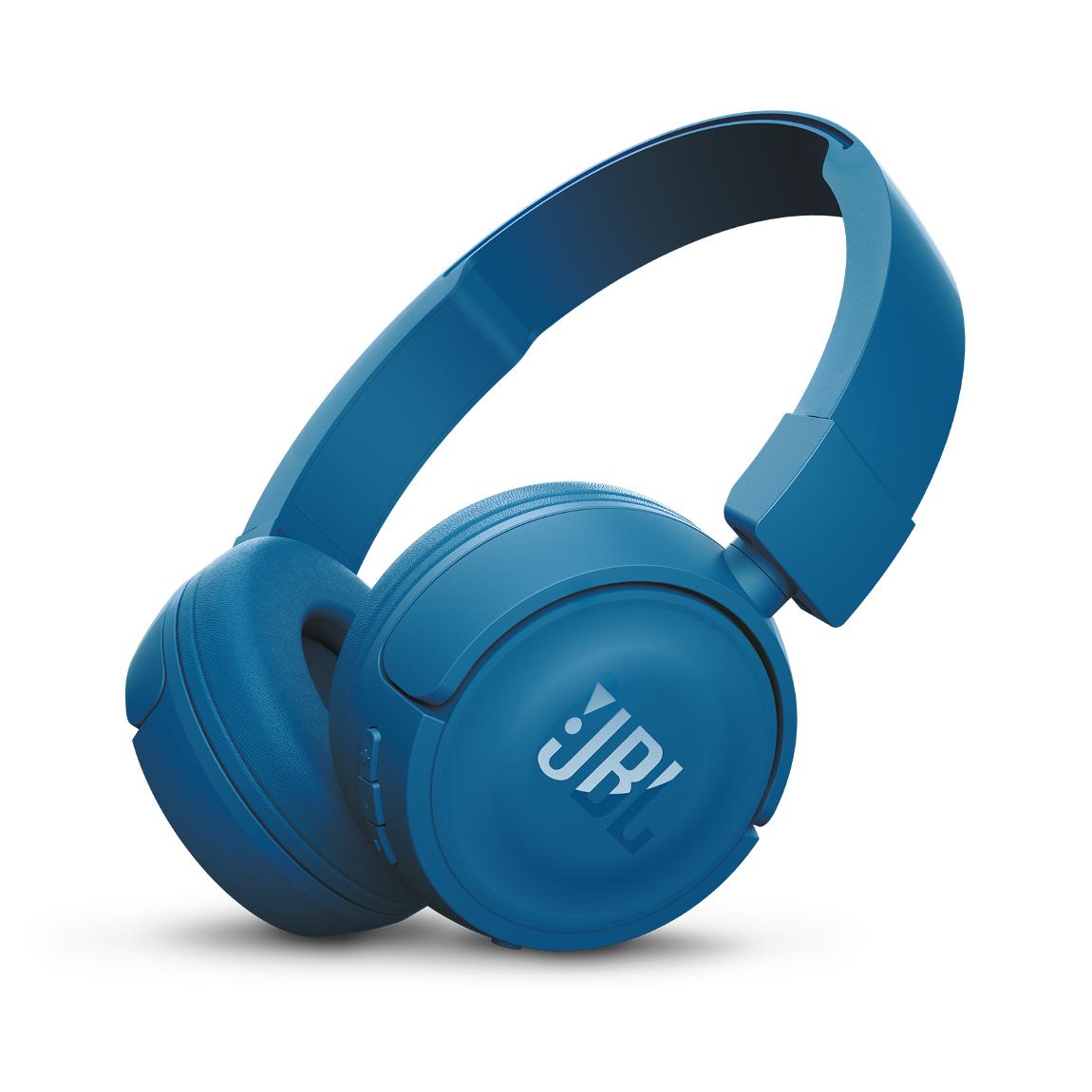 JBL T450BT - On-Ear-Kopfhörer - Blau