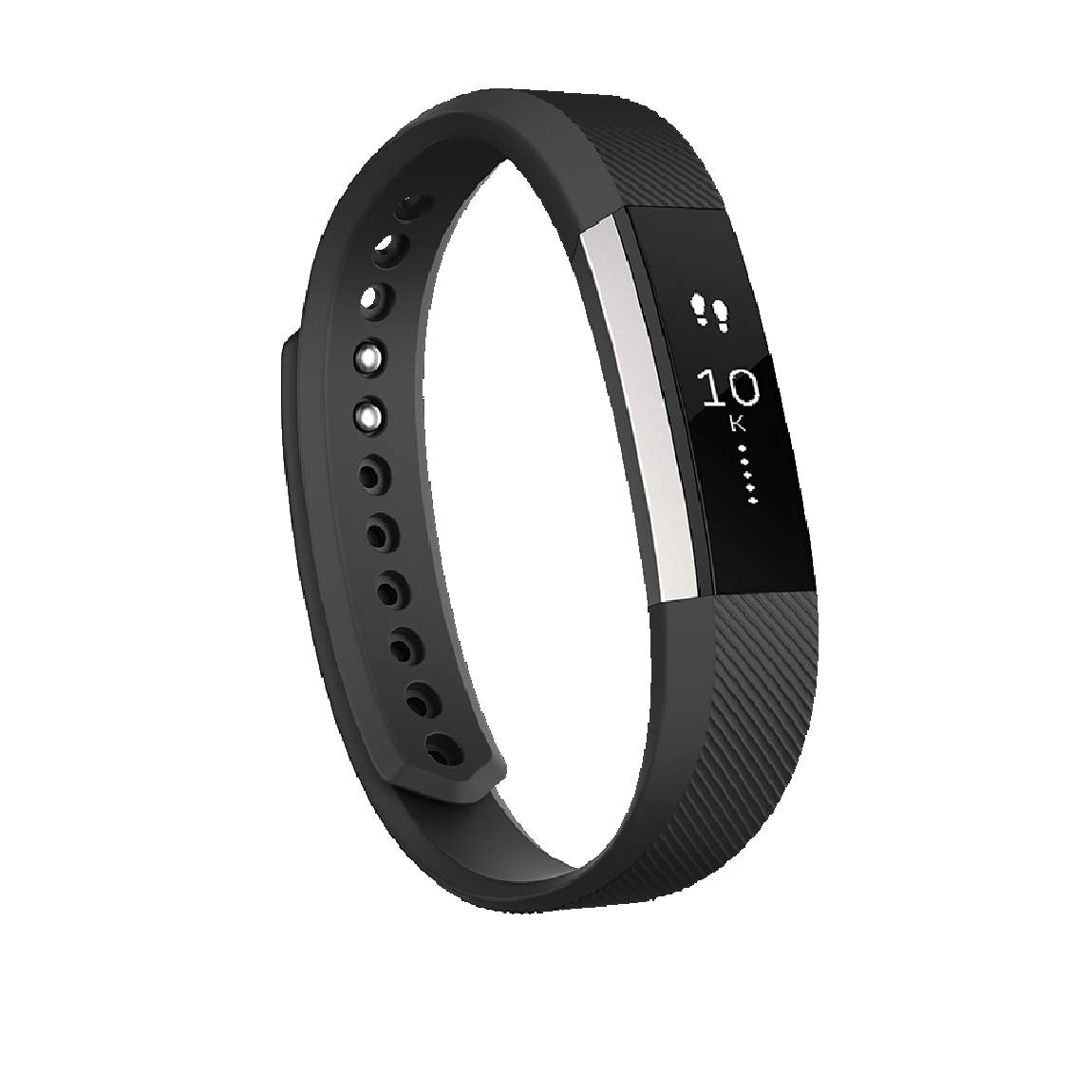 Fitbit Alta - Fitness-Armband - Black Large