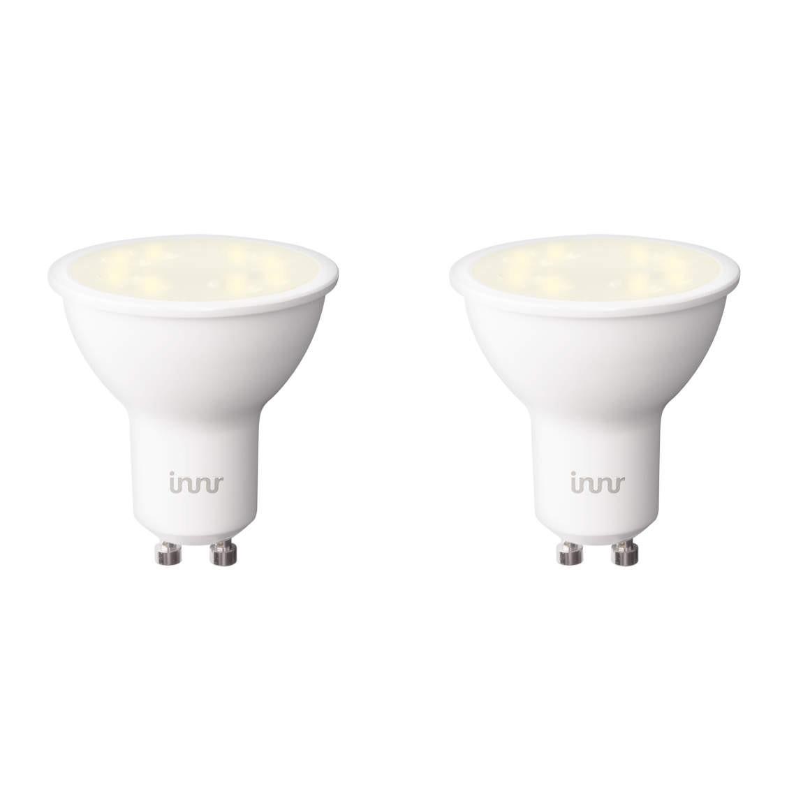 Innr Bulb RS 128 T 2er-Set - warm dimmbare GU10...