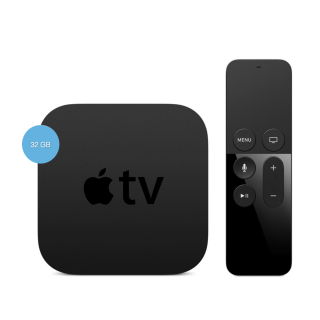 Apple TV 4K - Multimedia-Player - 32 GB