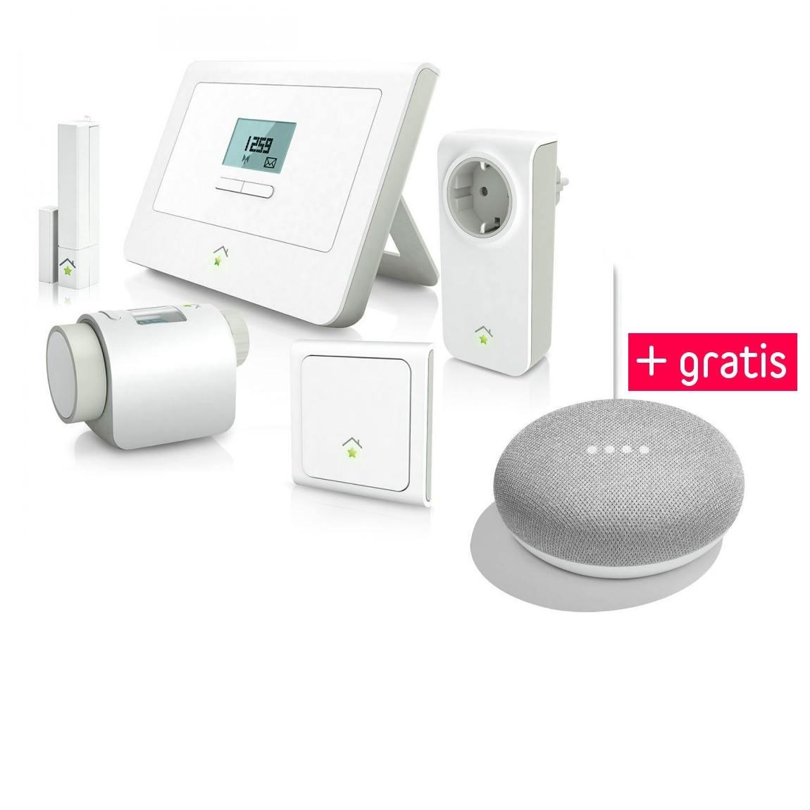 innogy SmartHome Paket Energie + gratis Google ...