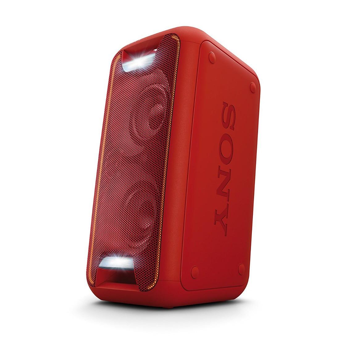 Sony GTK-XB5 - Party-Bluetooth-Lautsprecher - Rot