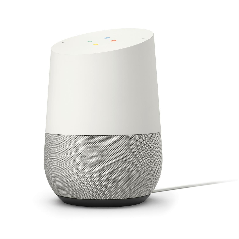 Google Home - Hands-free Smart Speaker - Weiß