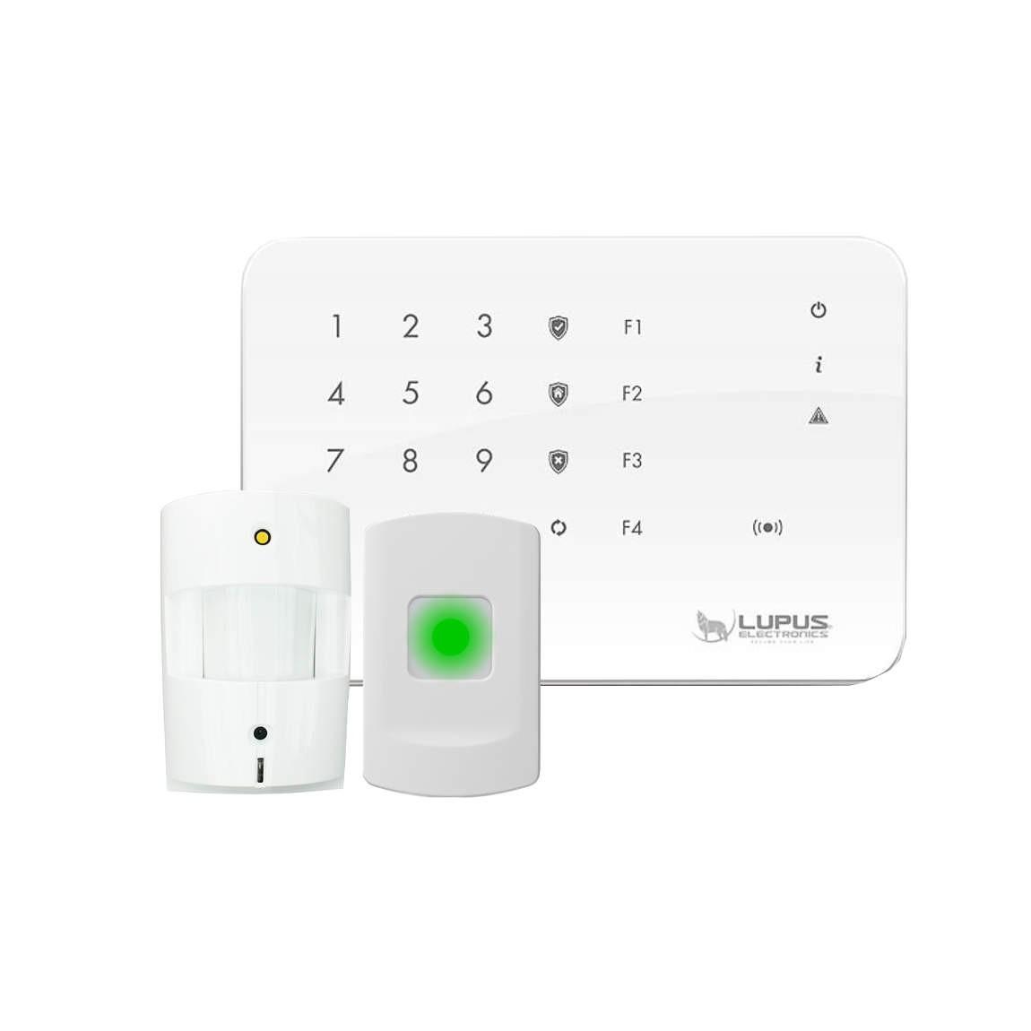 Lupusec XT2 Erweiterungspaket Sicherheit