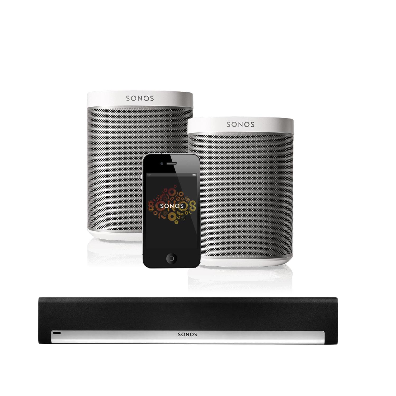 Sonos TV Set - Weiß