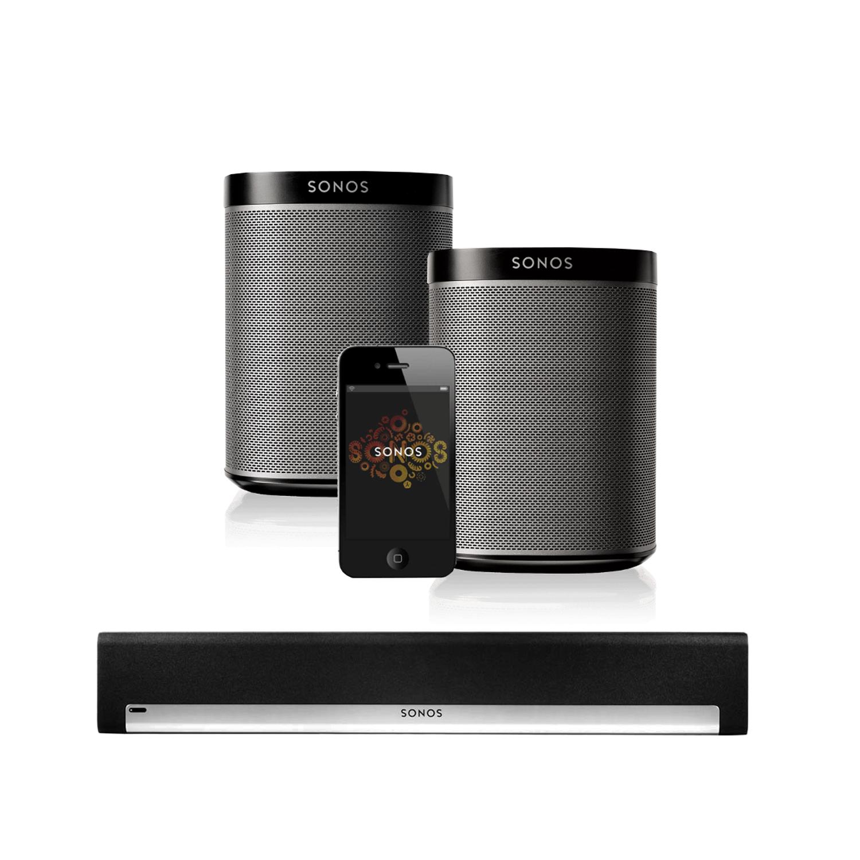 Sonos TV Set - Schwarz