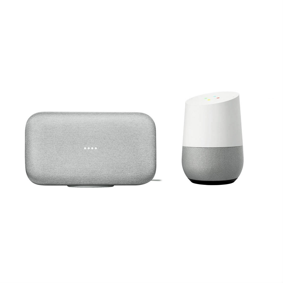 Google Nest Google Home Max + Google Home