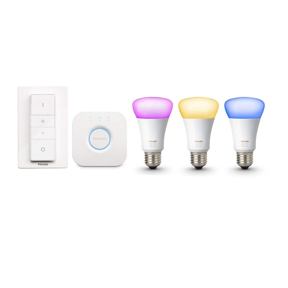 Philips Hue White and Color Ambiance E27 Starte...