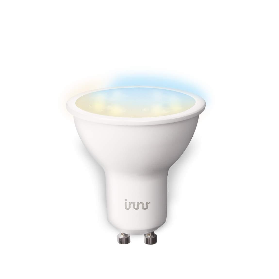 Innr Bulb RS 128 T - warm dimmbare GU10-LED-Lam...
