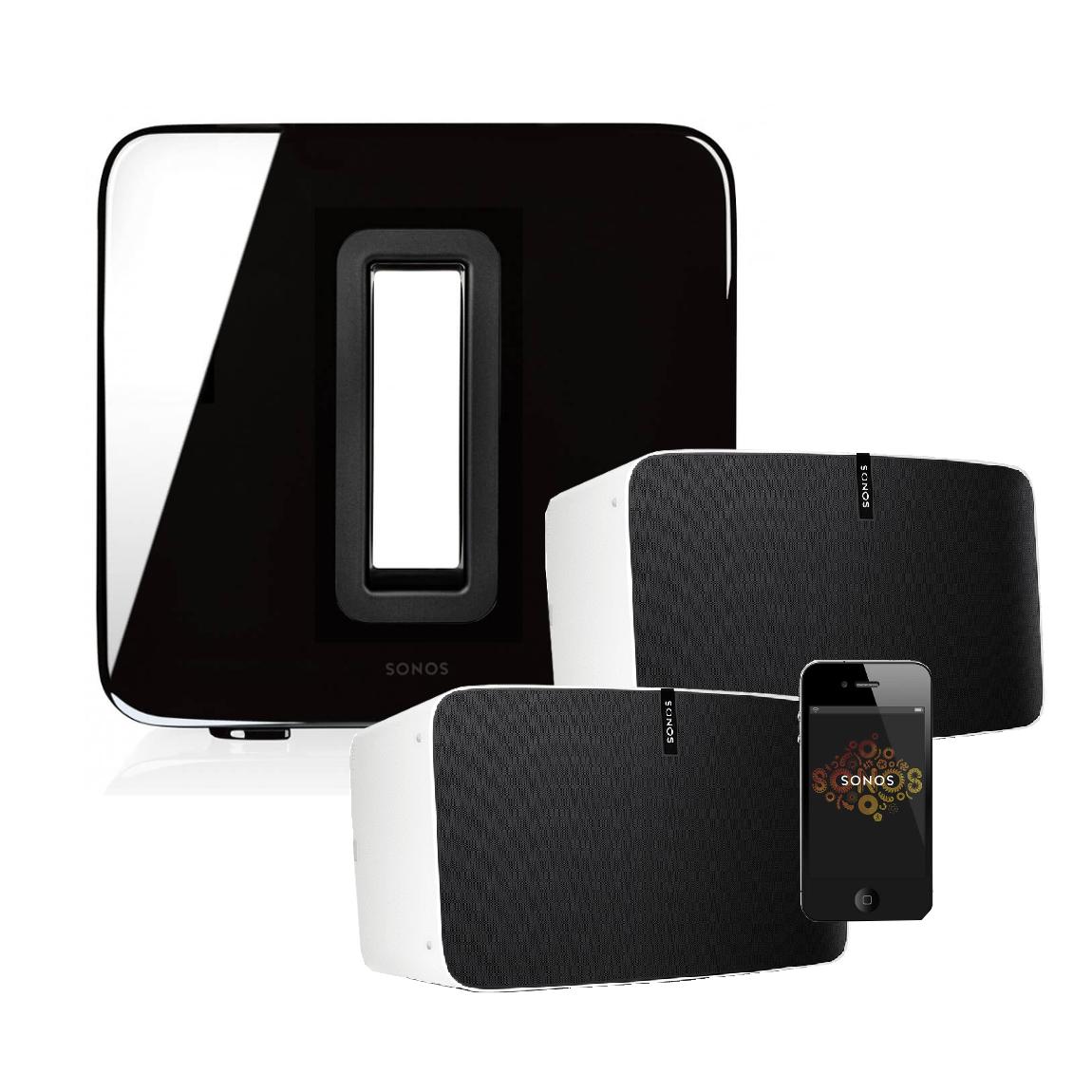 Sonos Surround Set 5