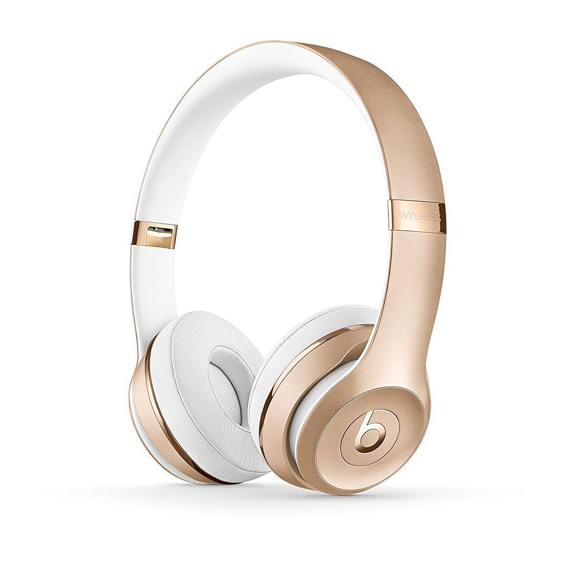 Beats Solo3 Wireless - On-Ear-Kopfhörer - Gold