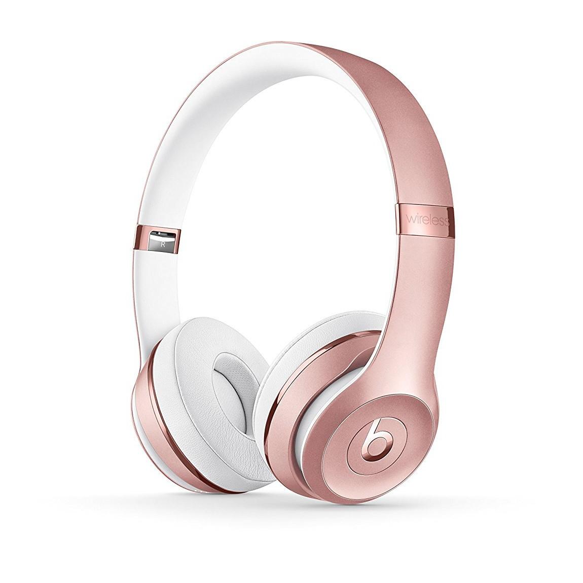 Beats Solo3 Wireless - On-Ear-Kopfhörer - Roségold