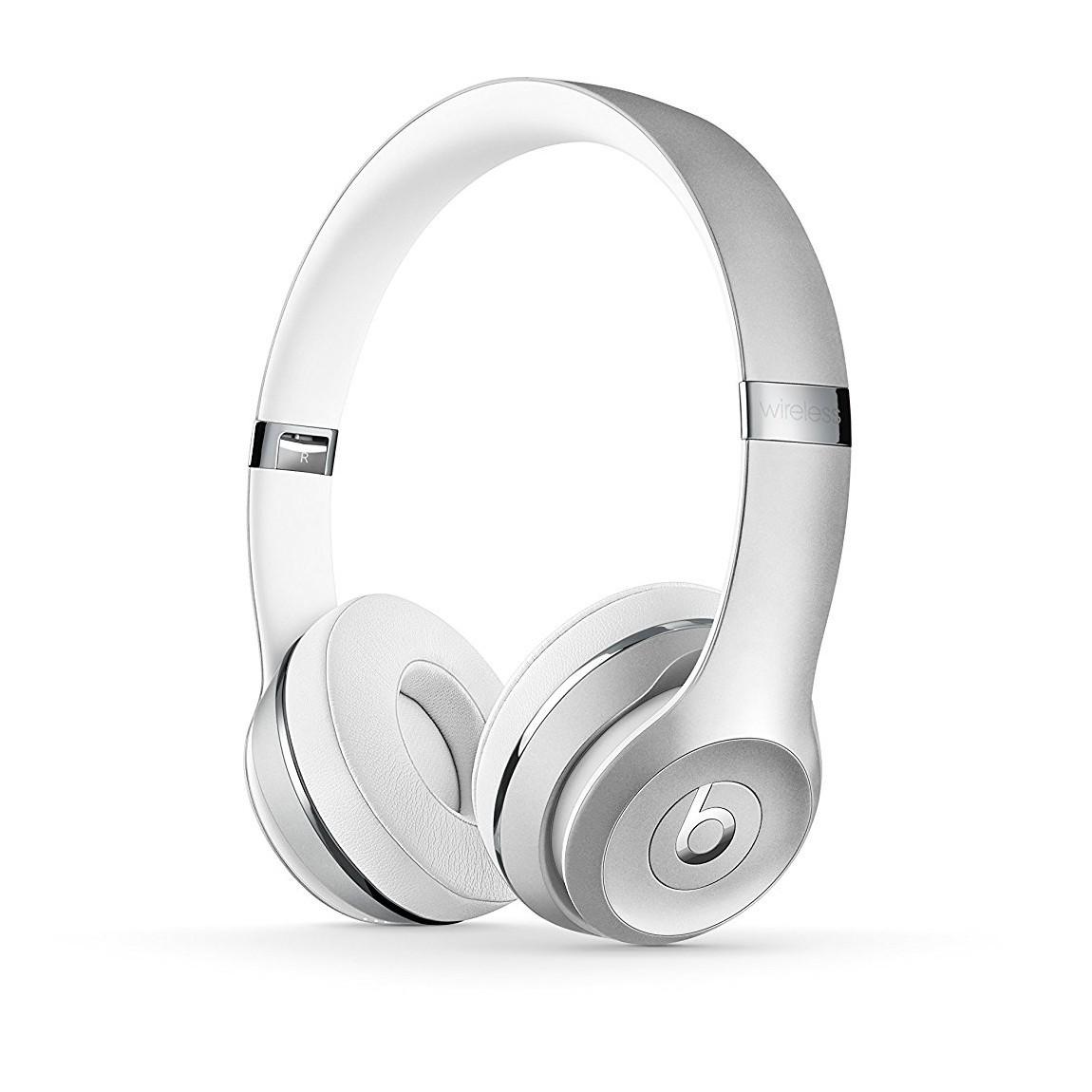 Beats Solo3 Wireless - On-Ear-Kopfhörer - Silber