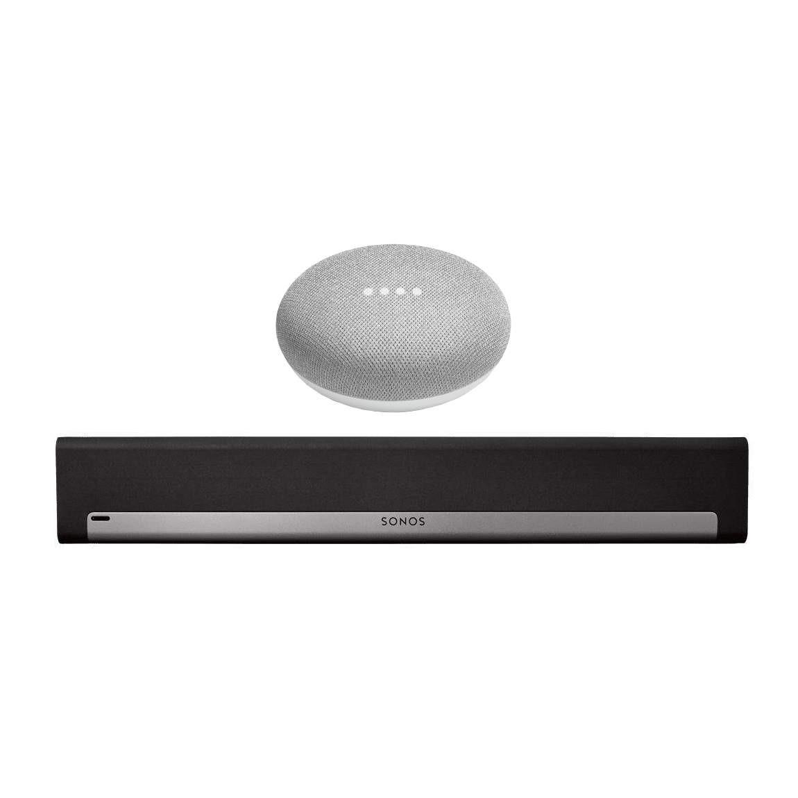Sonos PLAYBAR + gratis Google Home Mini