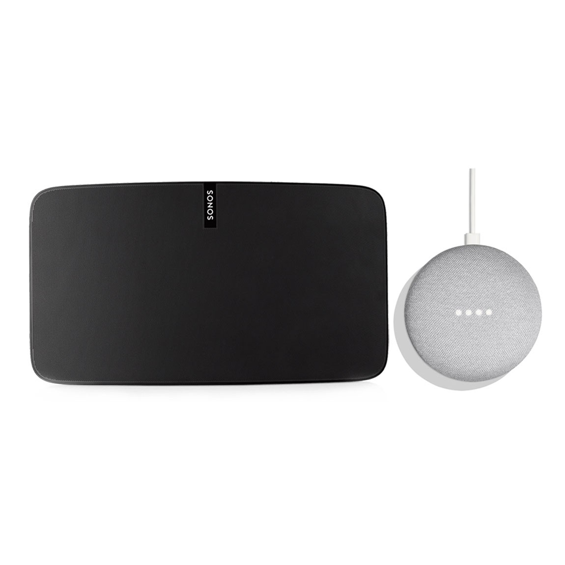 Sonos PLAY:5 + gratis Google Home Mini