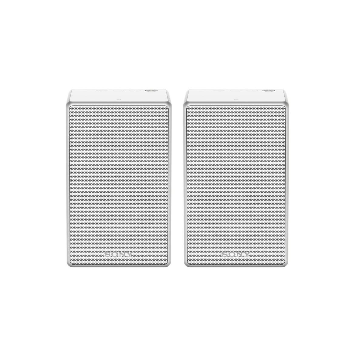 Stereo Set Sony SRS-ZR5 - Bluetooth/WLAN-Lautsprecher - Weiß