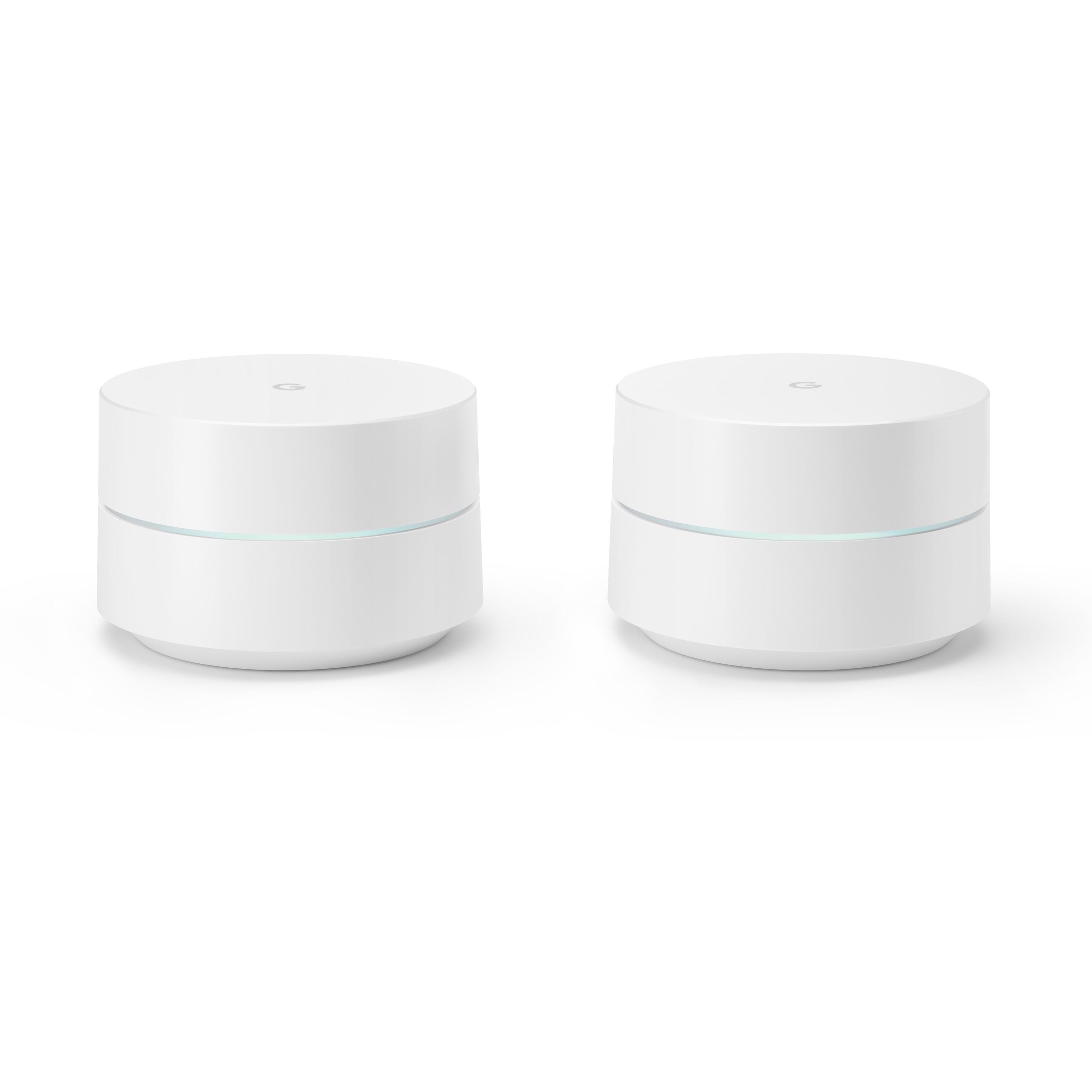Google Wifi (Zweierpack) - WLAN Verstärker-Syst...