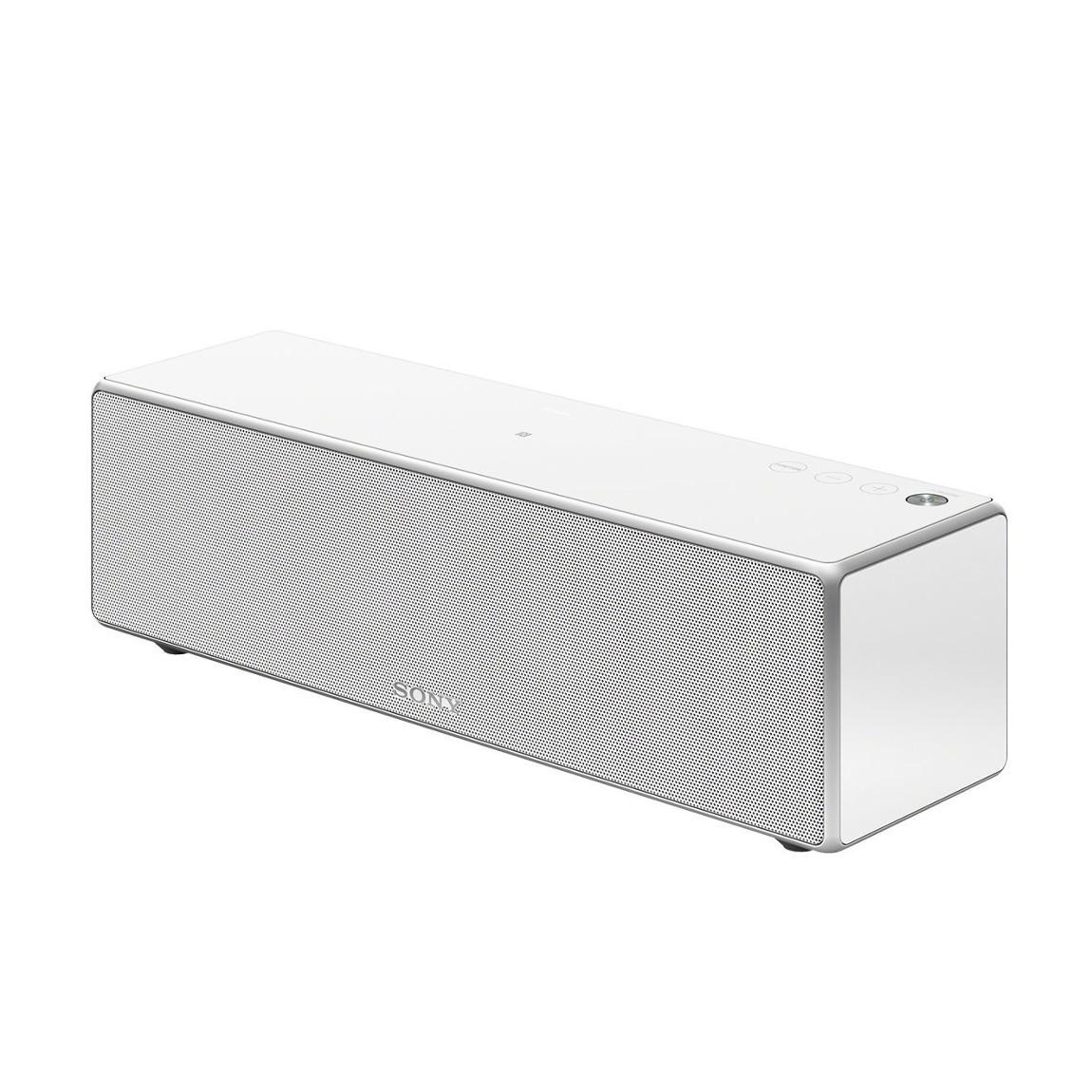 Sony SRS-ZR7 - Bluetooth/WLAN-Lautsprecher - Weiß