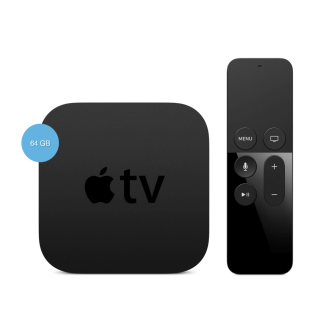 Apple TV 4K - Multimedia-Player - 64 GB
