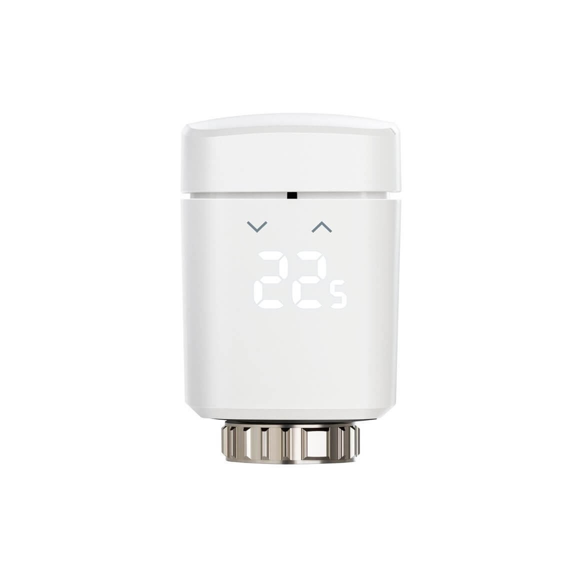 Eve Thermo - Heizkörperthermostat mit Display & Touchbedienfeld