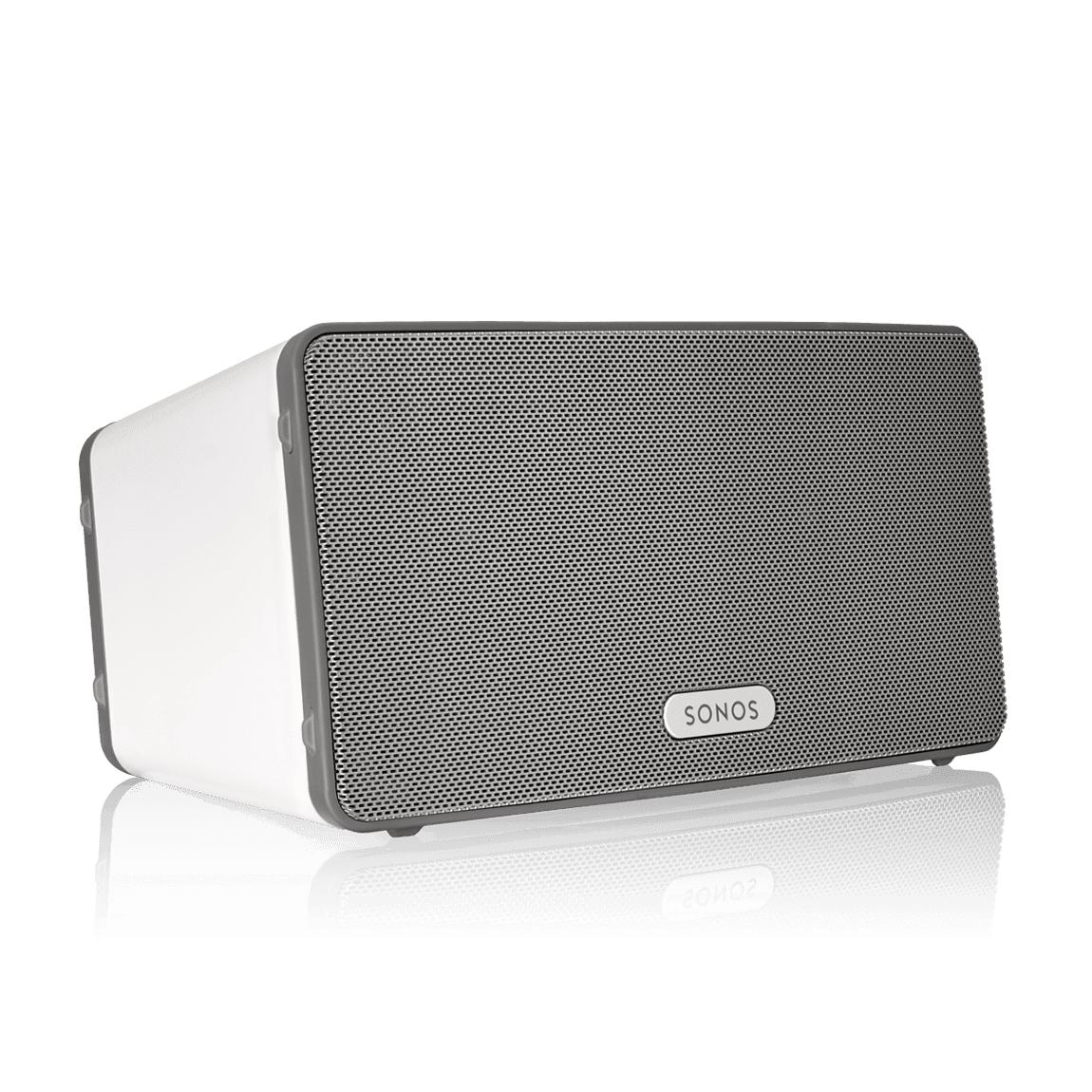 Sonos PLAY:3 - WLAN-Lautsprecher - Weiß