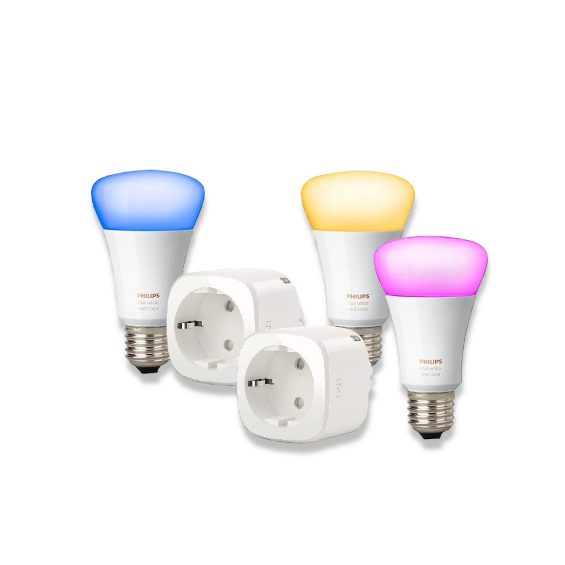 Apple HomeKit Licht-Erweiterungs-Set- Weiß