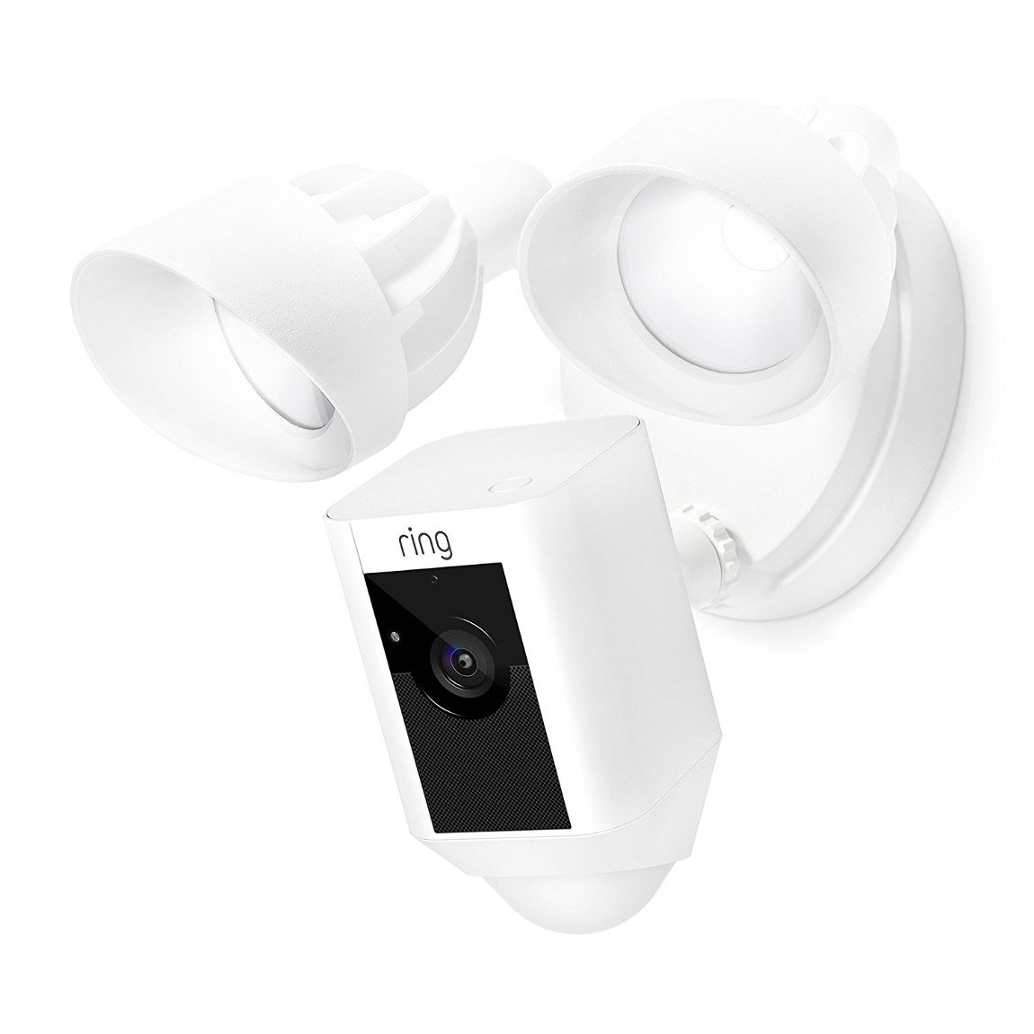 Ring Floodlight Cam - HD-Kamera mit Flutlicht -...