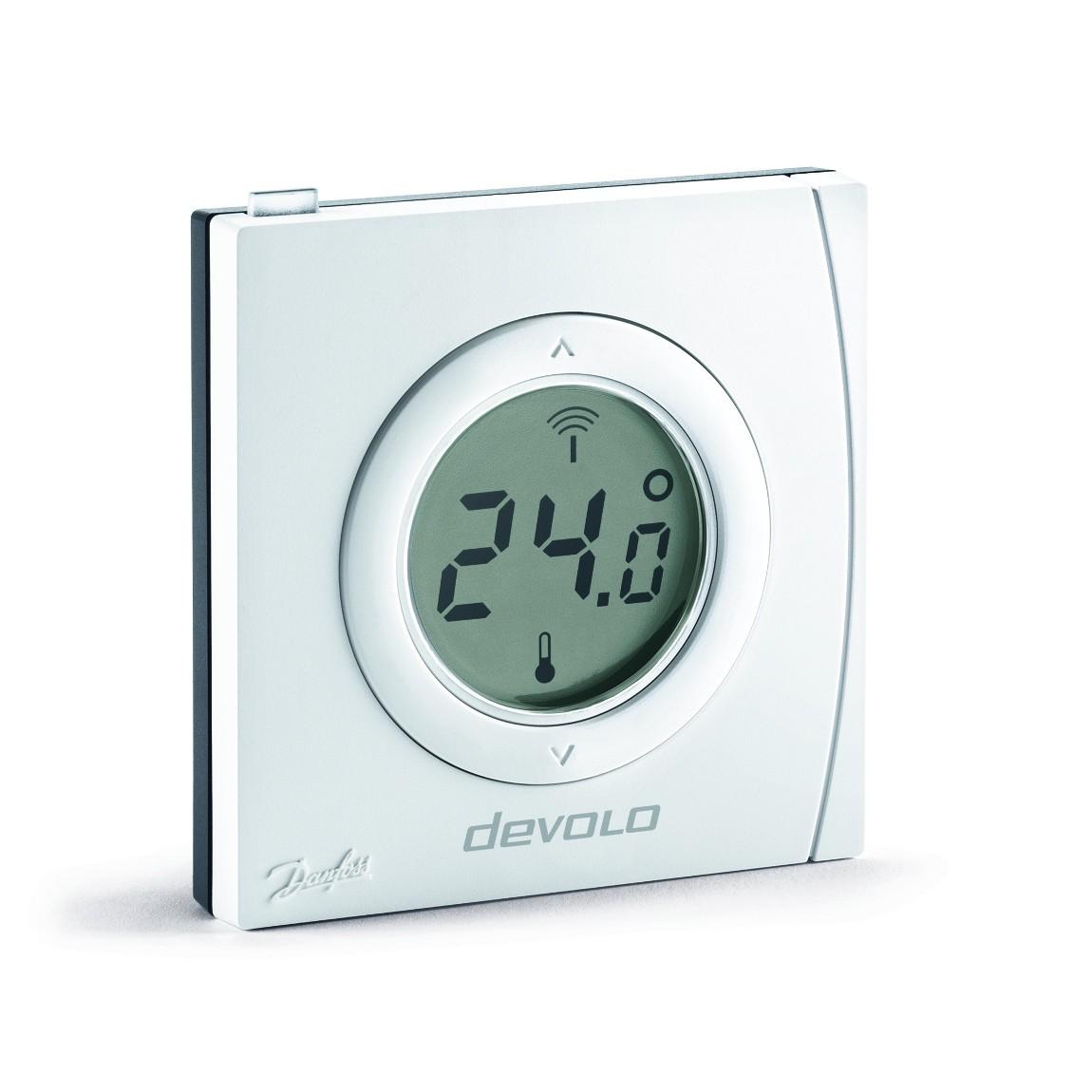 devolo Home Control Raumthermostat