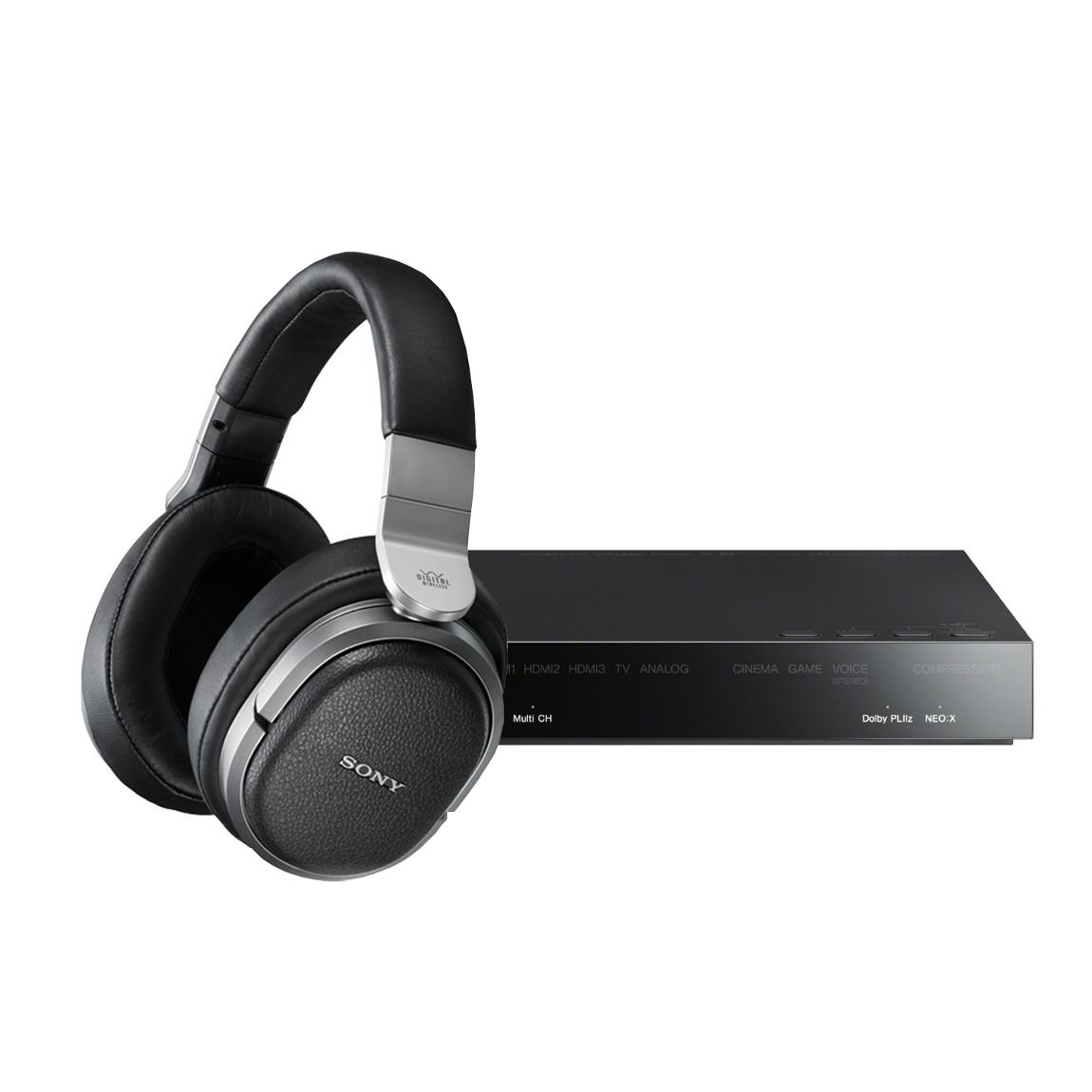 Sony MDR-HW700DS Drahtlose Digital-Surround-Kop...
