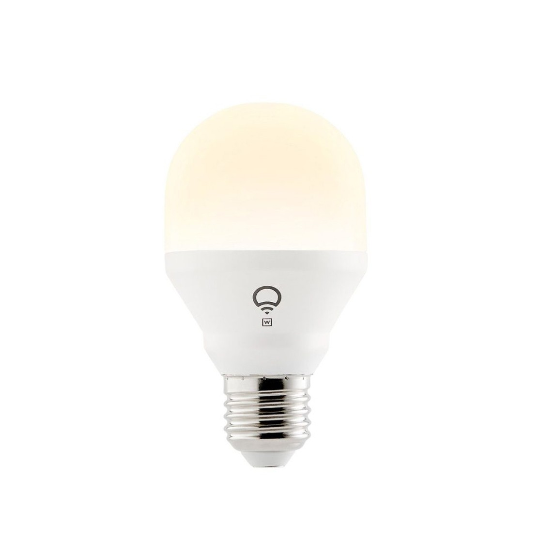 LIFX Mini White WLAN Glühbirne - E27, warmweiß