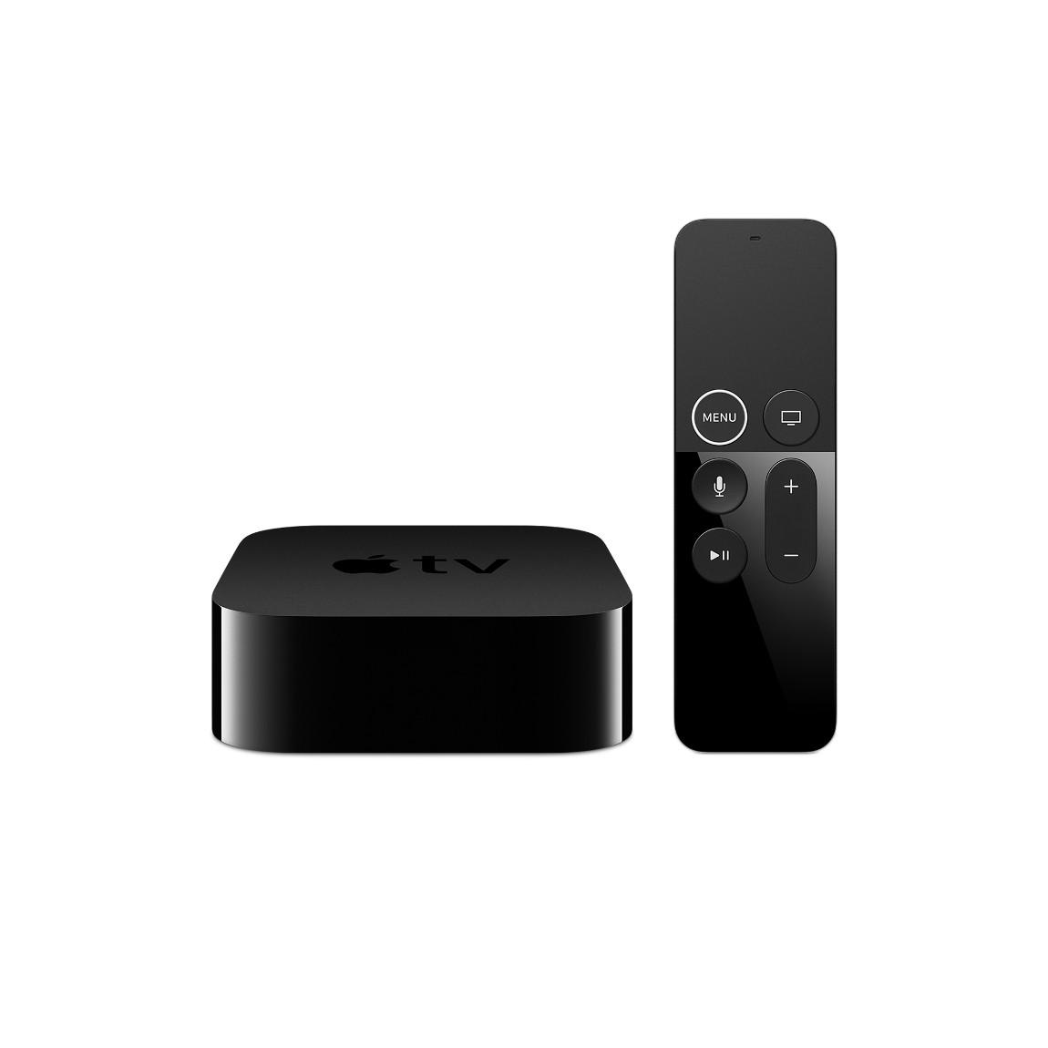 Apple TV (4. Generation) - Multimedia-Player - ...