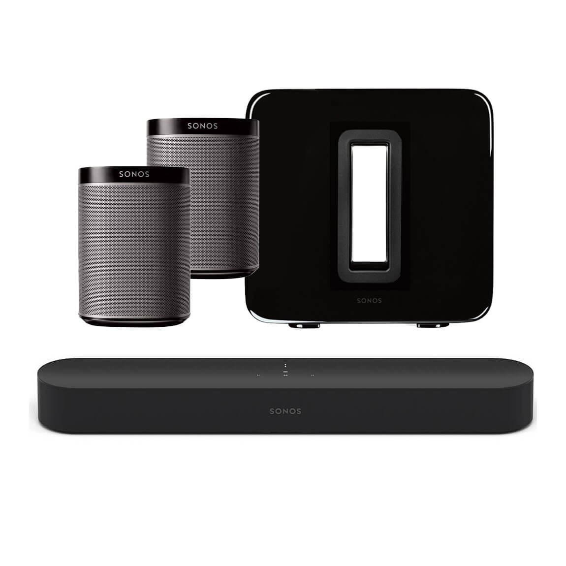 Sonos Beam 5.1 Surround SetSonos Beam 5.1 Surro...