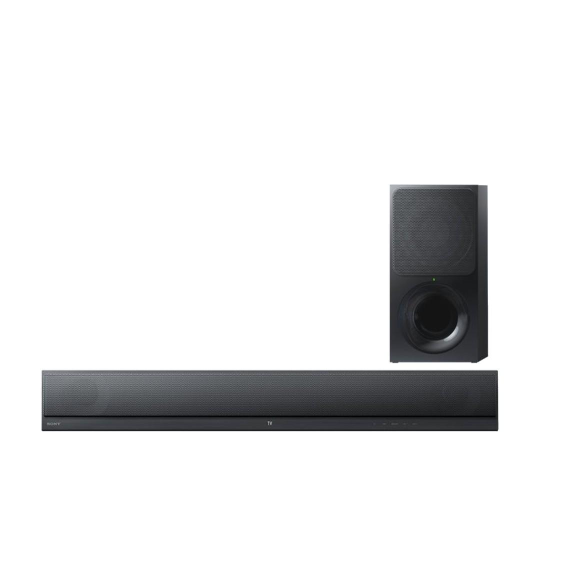 Sony HT-CT390 2.1 Soundbar mit Bluetooth - Schwarz