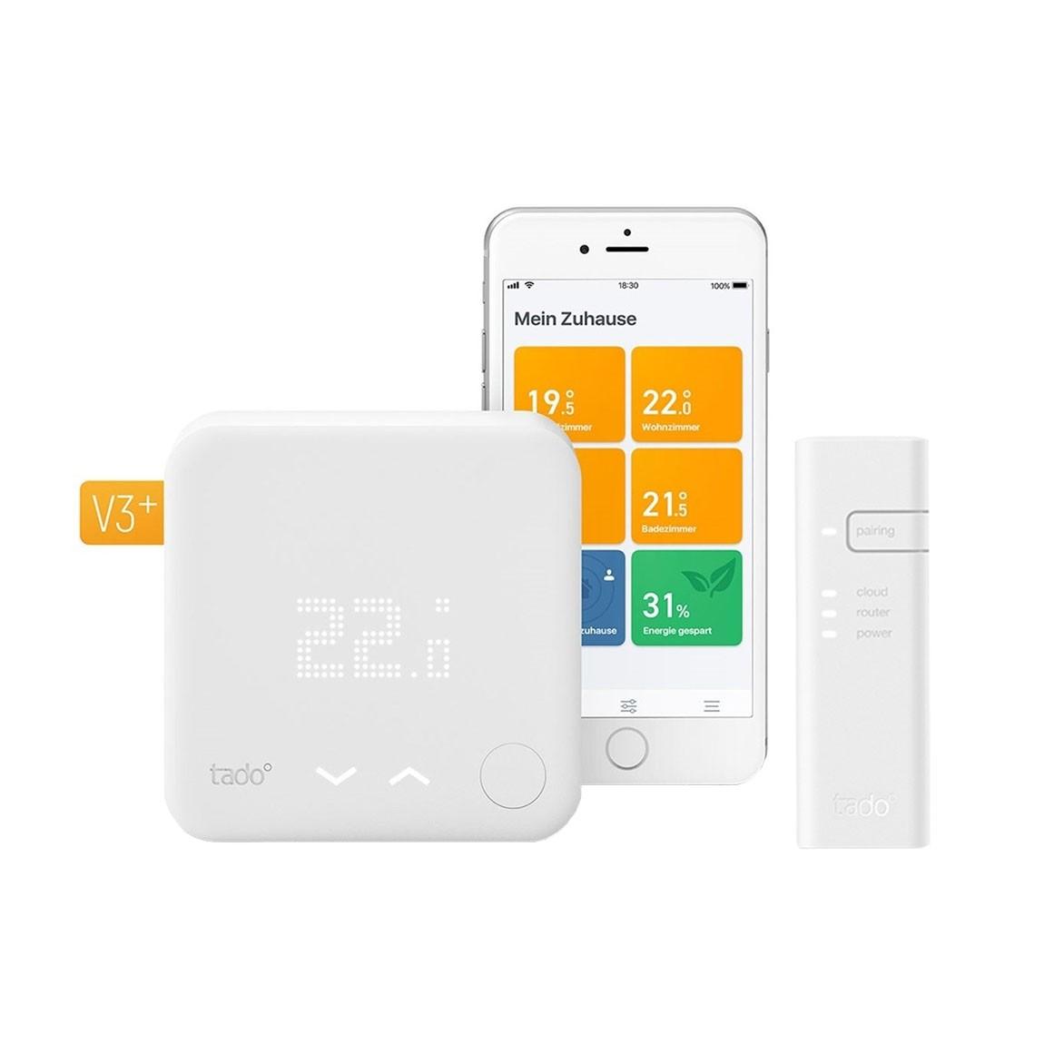 tado° Smart Thermostat - Starter Kit V3+ inkl. ...
