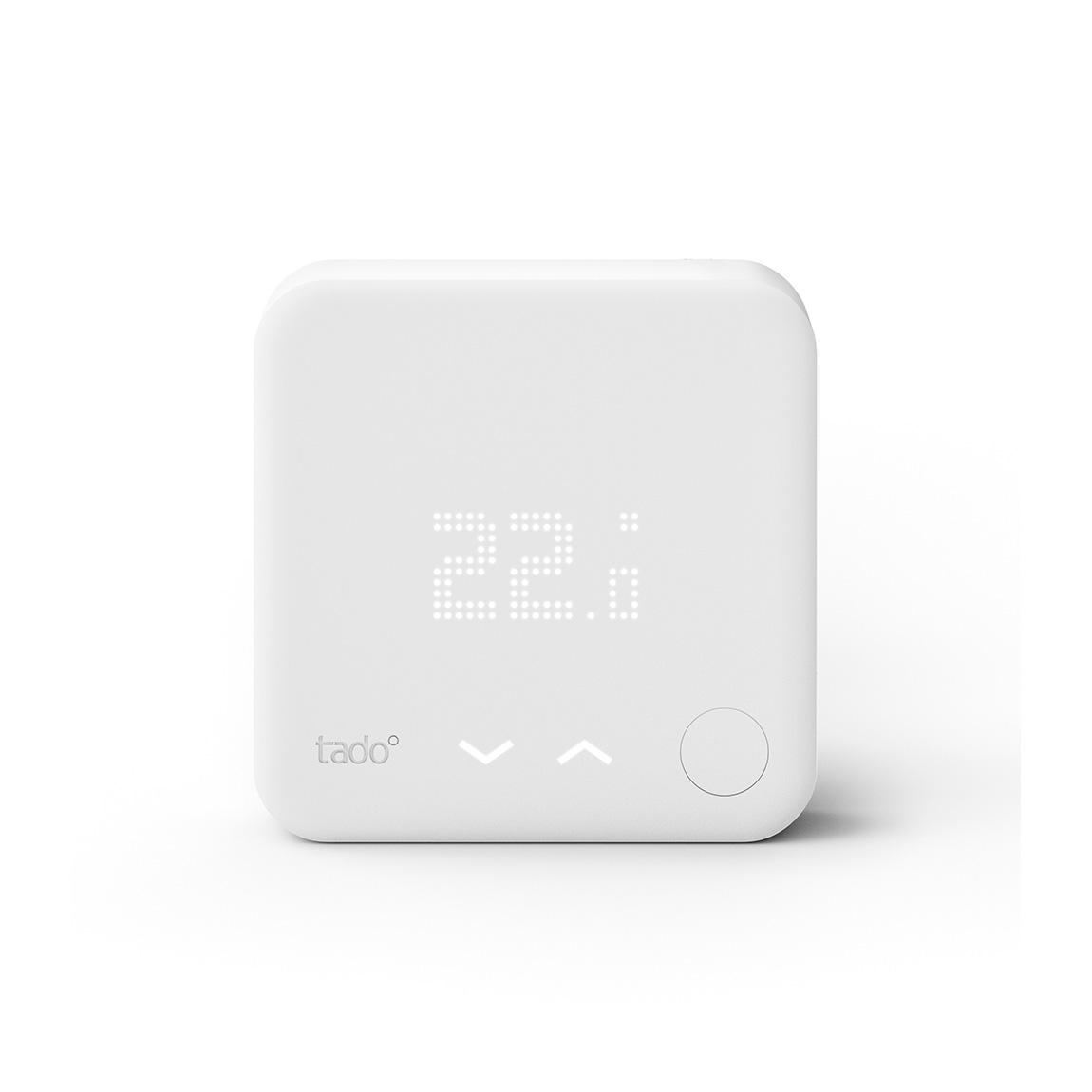 tado° Smartes Thermostat für Heizkörper und Fußbodenheizung