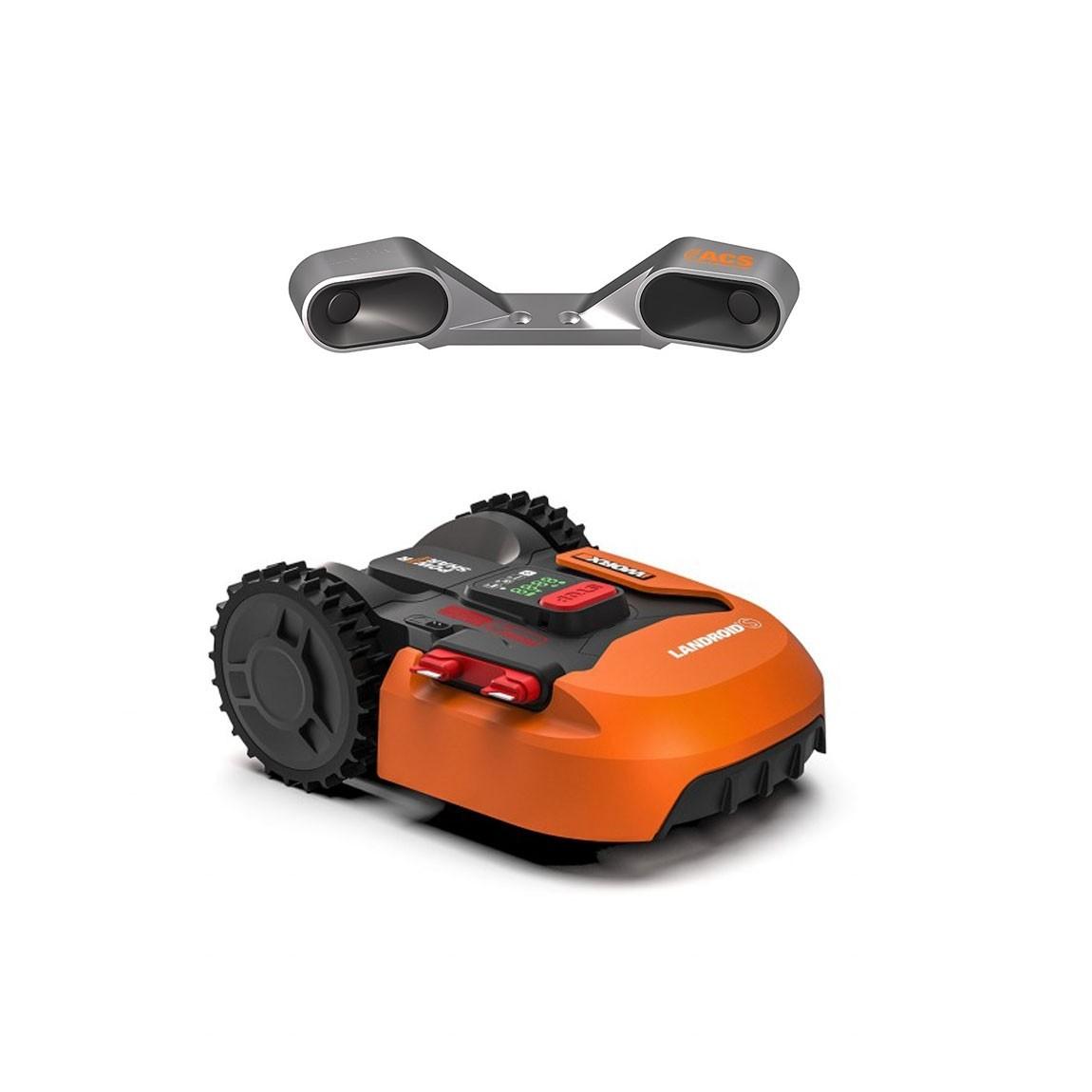 Worx Landroid S300 + Worx ACS - Kollisionssensor