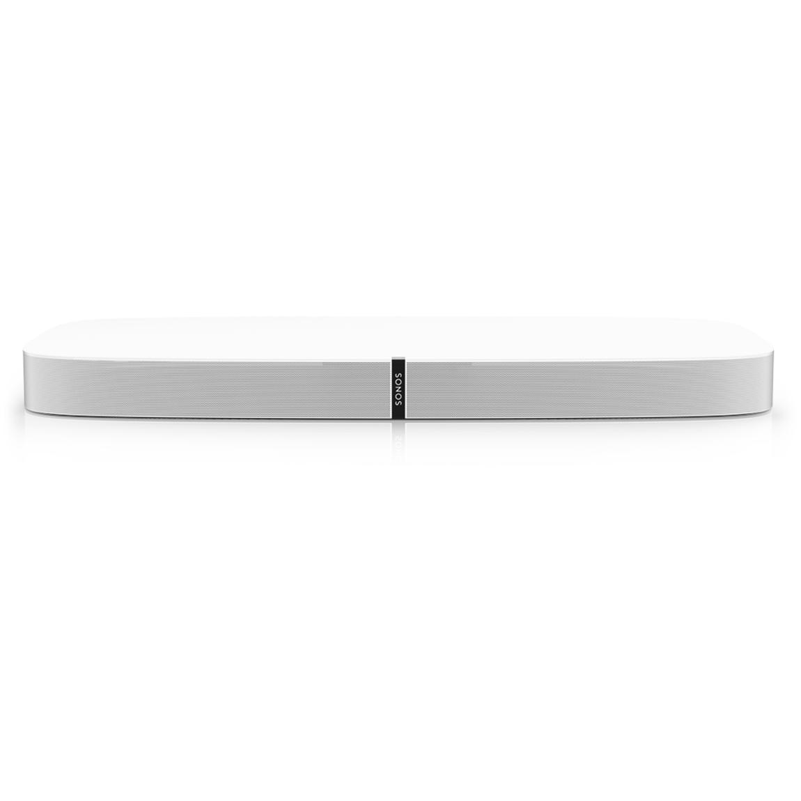 Sonos PLAYBASE - WLAN-Soundbase - Weiß